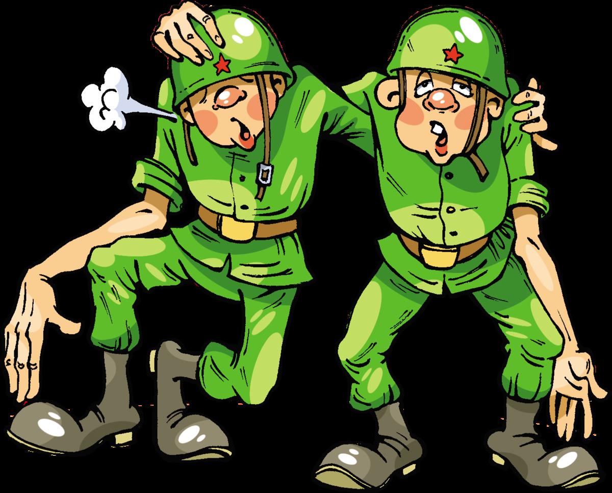 Картинки военных приколов