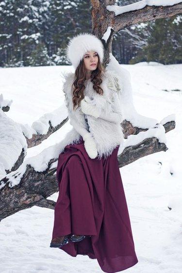 90e6125eca601 39 карточек в коллекции «Женская фотосессия на пленэре зимой.» пользователя  alla-gavrilchencko в Яндекс.Коллекциях