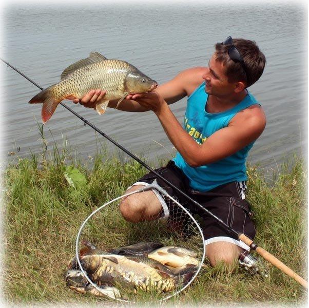 Все о рыбалке на удилище