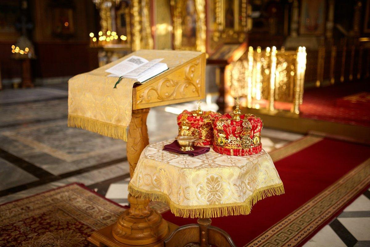 Венчание в церкви открытки, открытки