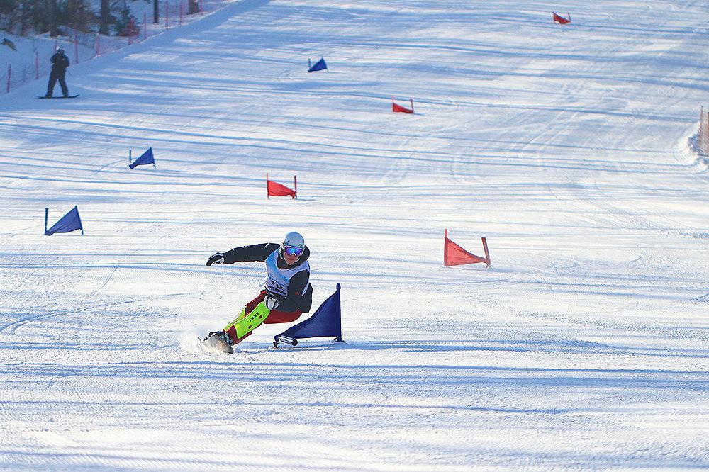 картинки сноуборд слалом