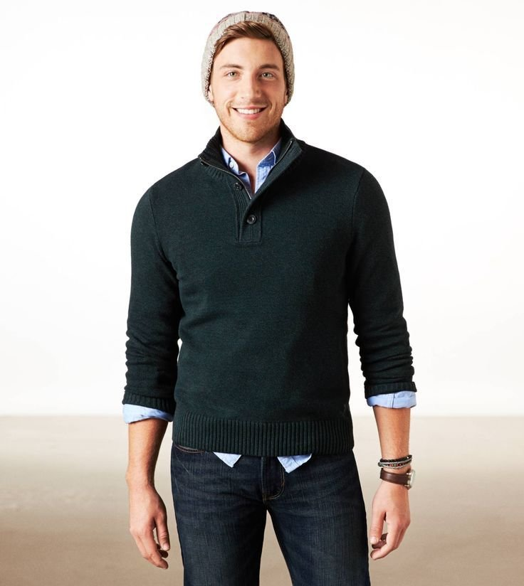 фото мода рубашки под свитера провожала меня порту