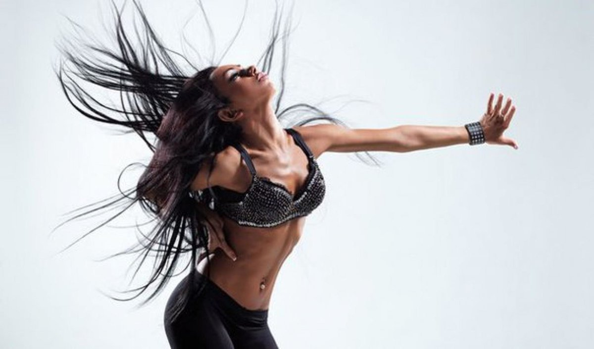 Cordoba hot latina girl dancing song homemade