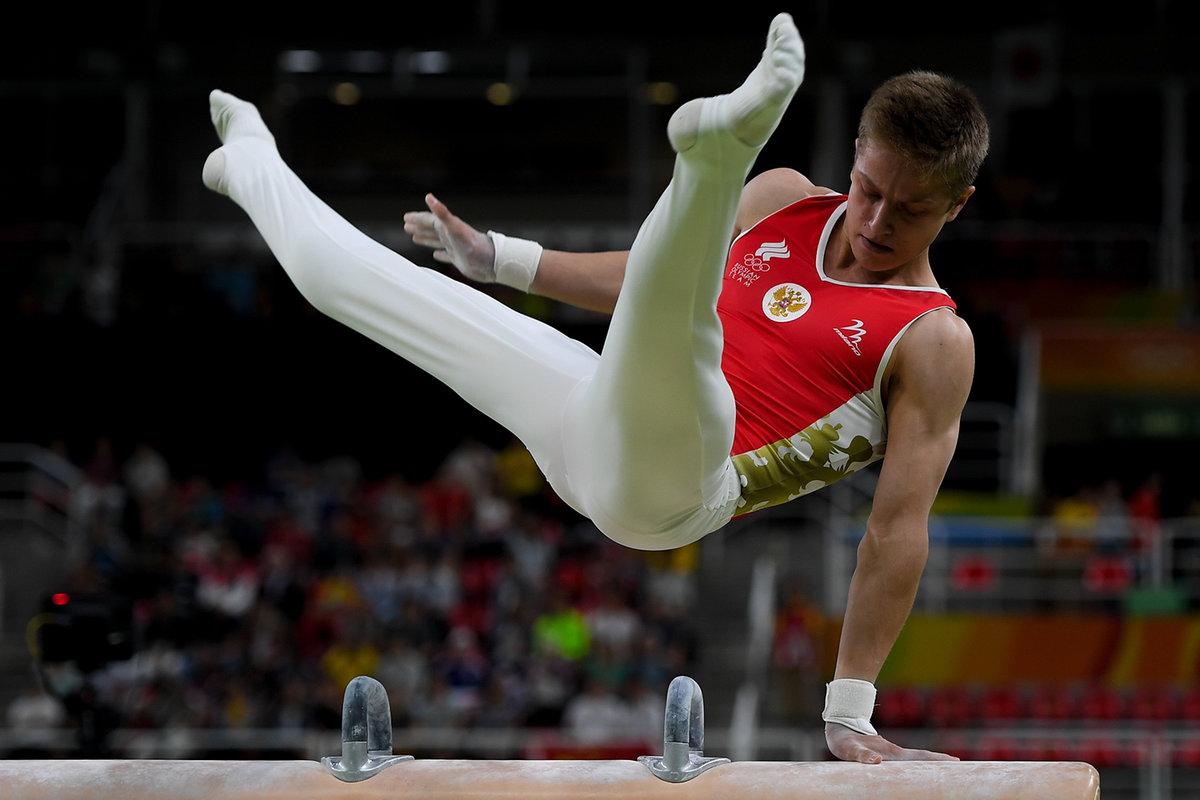 Гимнастика спортивная картинка