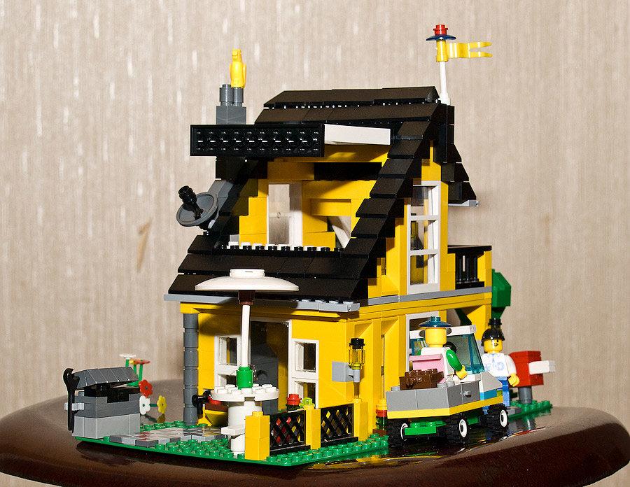 Картинки постройки из лего