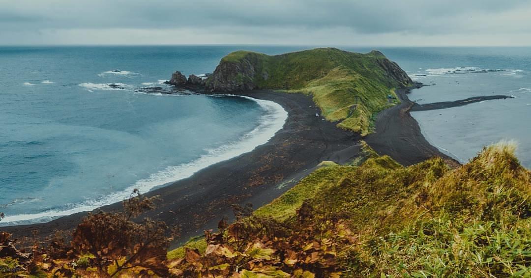 Остров сахалин фото