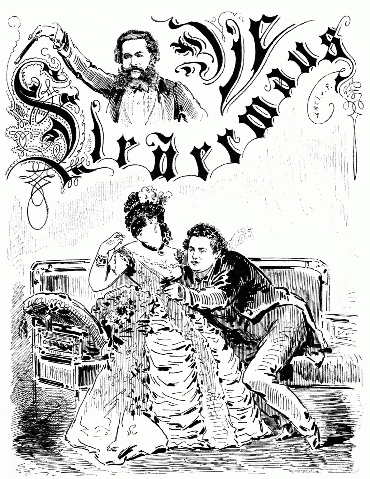 5 апреля 1874 года в Вене впервые исполнена знаменитая оперетта «Летучая мышь» Иоганна Штрауса-сына