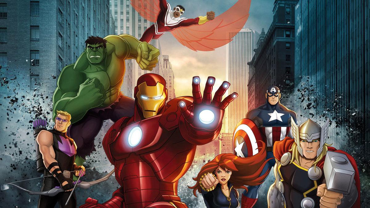 мульт картинки супергероев пансионат эконом класса