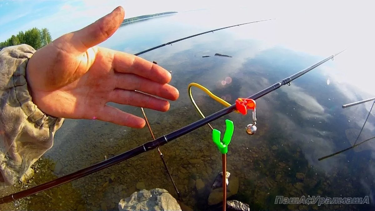 Самоделки для фидерной рыбалки своими руками