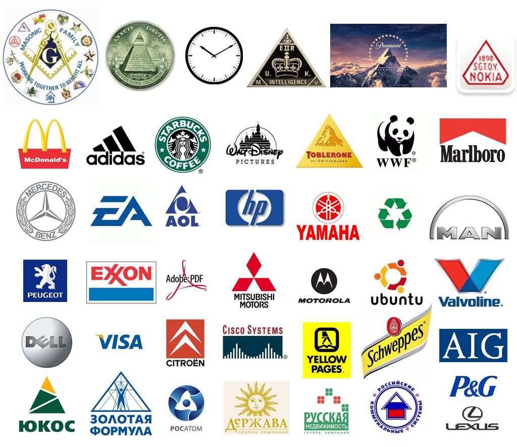 Логотипы названия картинки