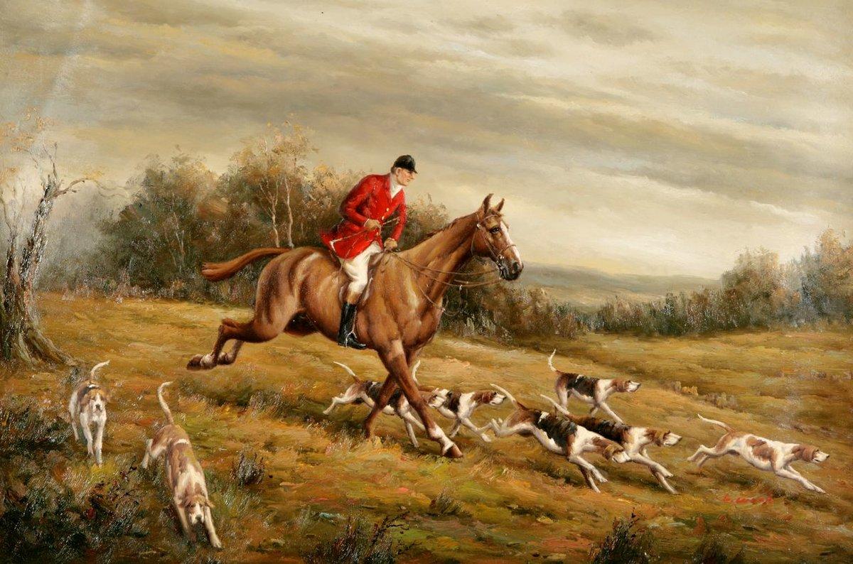 Картинки сцен охоты