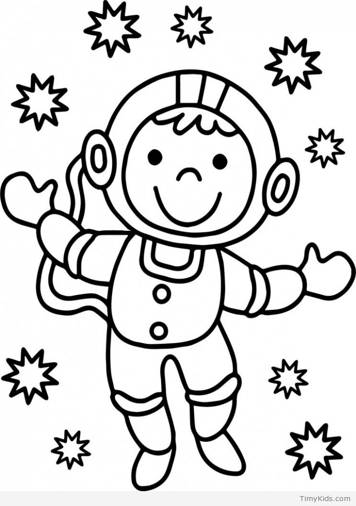 preschool astronaut printables - HD 1226×1690