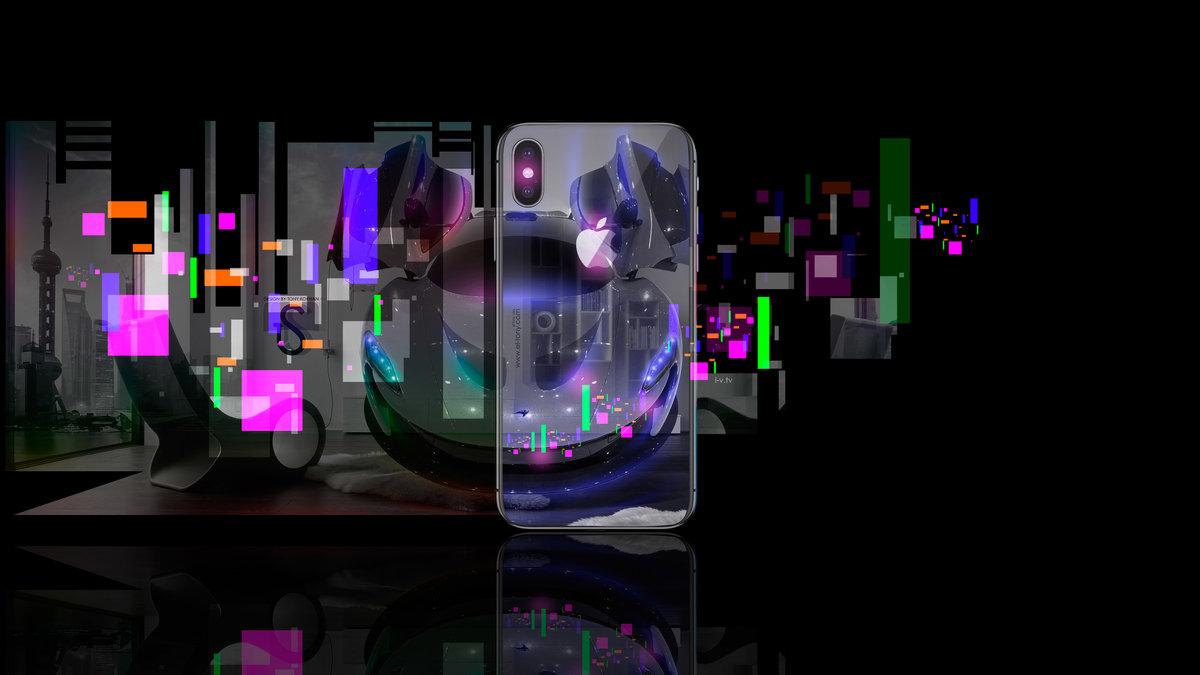 Attractive Apple IPhone X Gadget IOS AppleTony McLaren P1