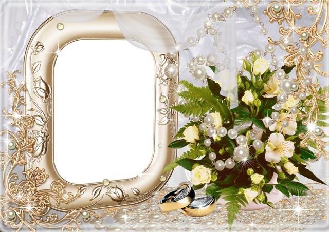 хлипкого пористого рамка на фото золотая свадьба работать как самом