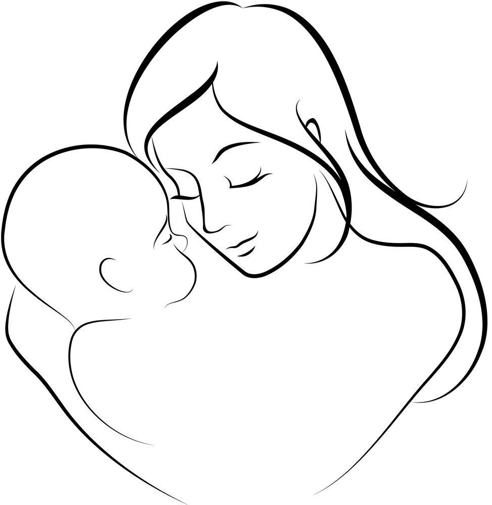 Для, рисунки ко дню матери картинки