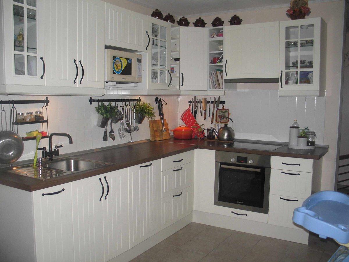 Кухни икеа в реальных квартирах фото