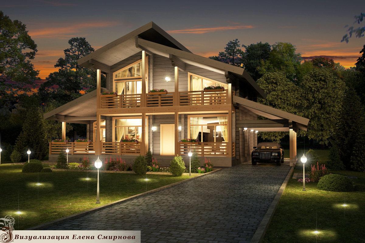 Картинки домов высокого качества