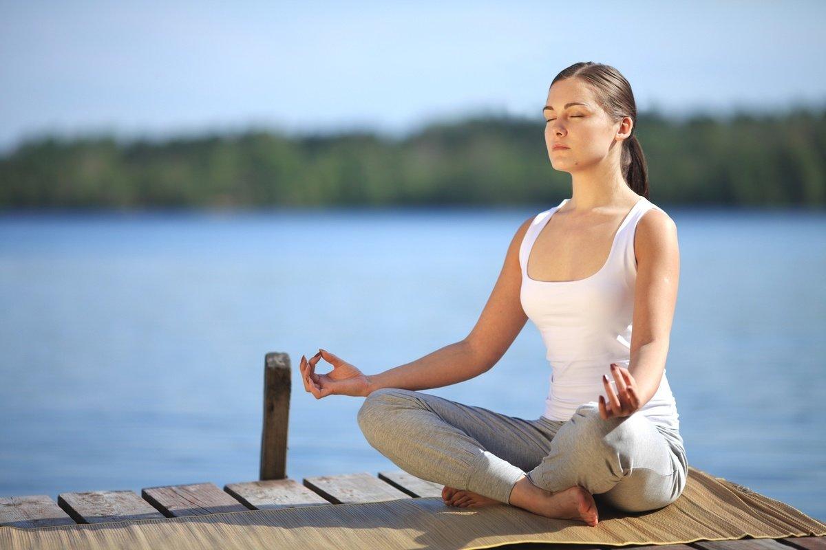 Медитации йога для похудения