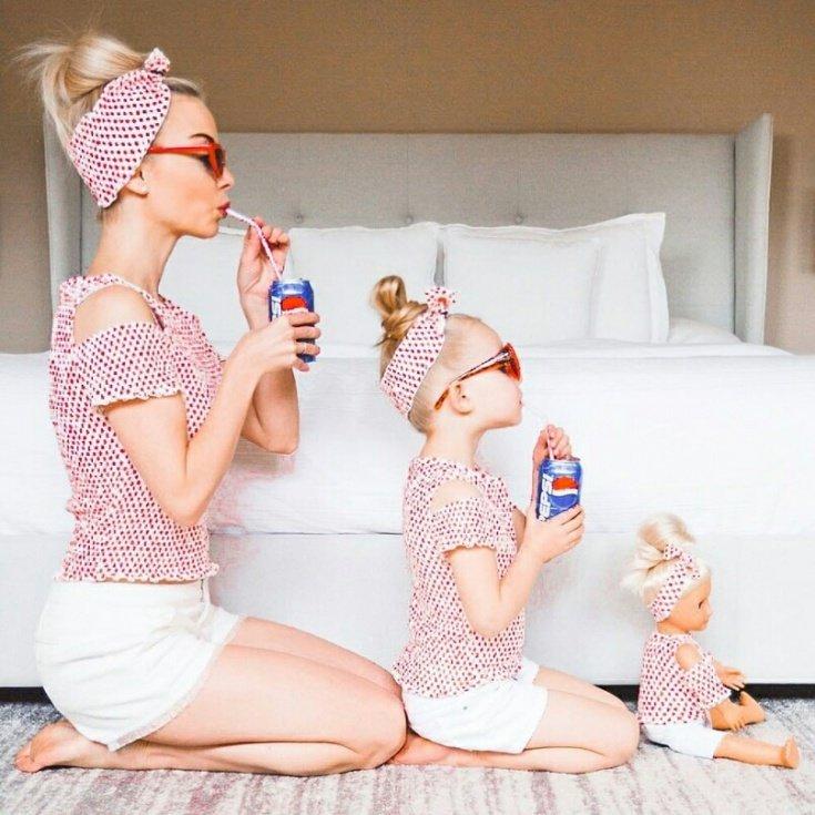 Пригласительные ручной, прикольные картинки с мамой и дочкой