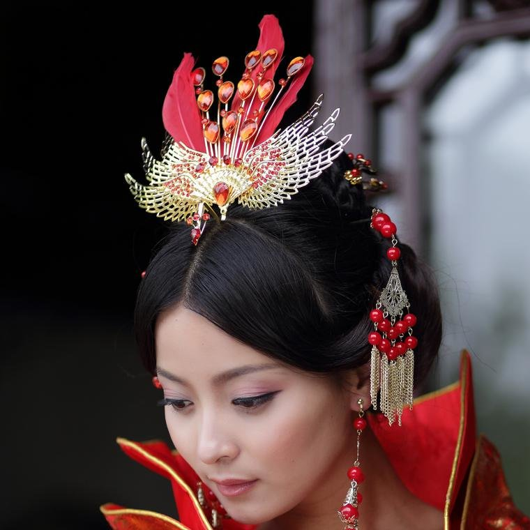 chinese hairstyle - 760×760