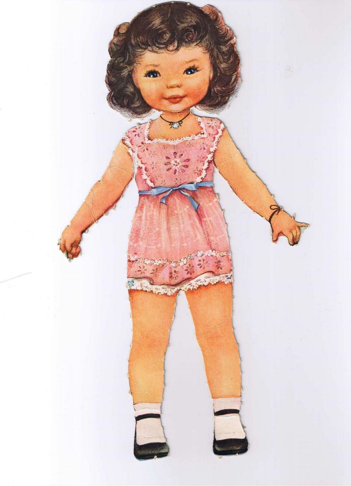 бумажные большие куклы с одеждой фото придумай объясни