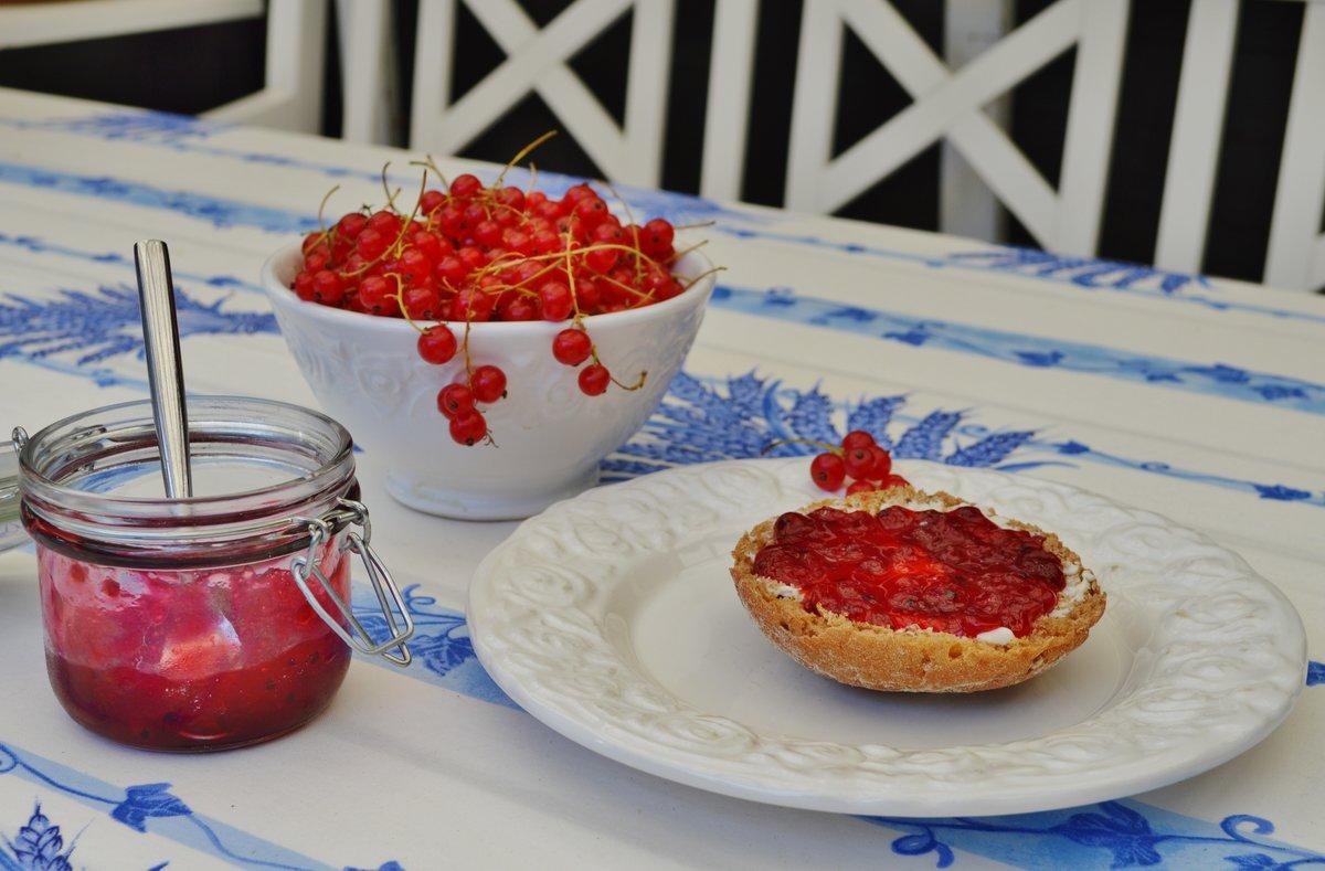 Джем из красной смородины рецепт с фото