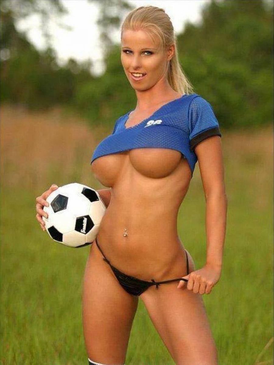 Soccer girls naked gif