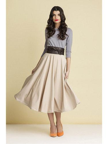 e0b5ff6c1a81fb1 20 карточек в коллекции «Женское платье с юбкой солнце: образы на каждый  день» пользователя irinakup18 в Яндекс.Коллекциях