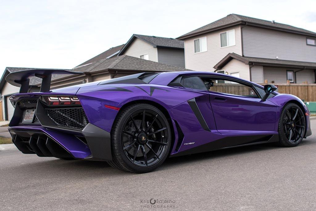 Lamborghini Aventador Sv Price My Car Card From User T4yl3r In