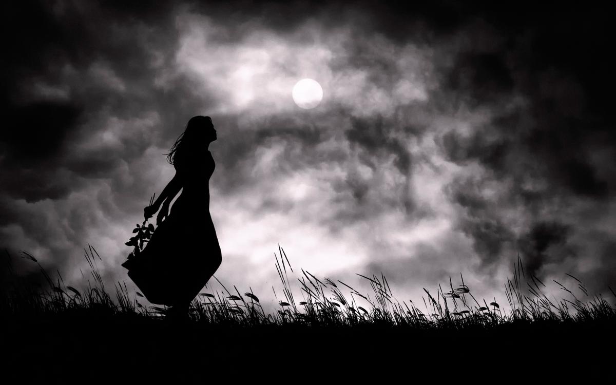 Картинка одиночество грусть