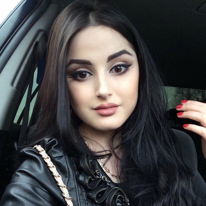 Девушка кавказкая фото