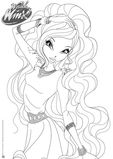 Winx Boyama 2 Brammo Hd Wallpapers Images Photos And Backg Card