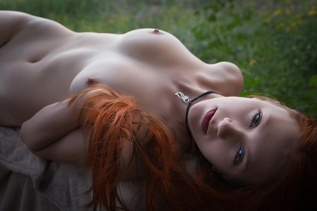 Рыжие голые девушки, порно фото галереи голых женщин