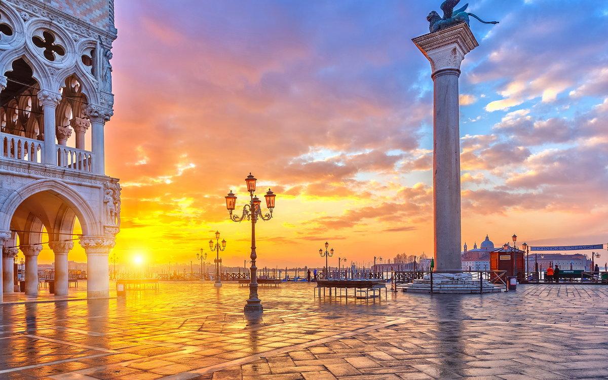 это картинки с пейзажами италии поздравления