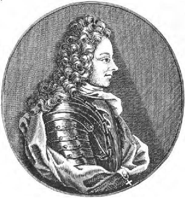 А. Д. Меншиков.