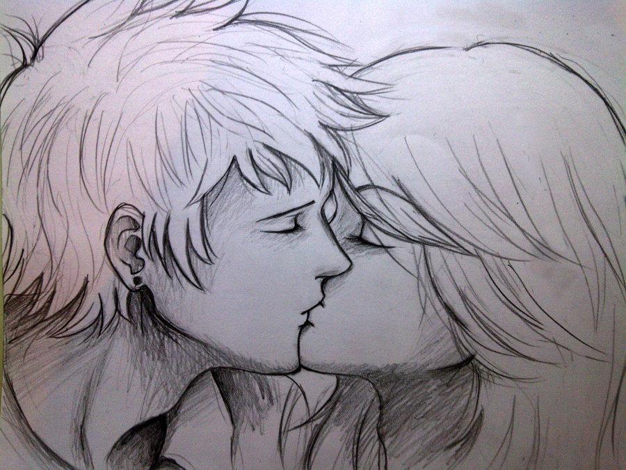 поцелуи рисунок макрорежим тоже неверно