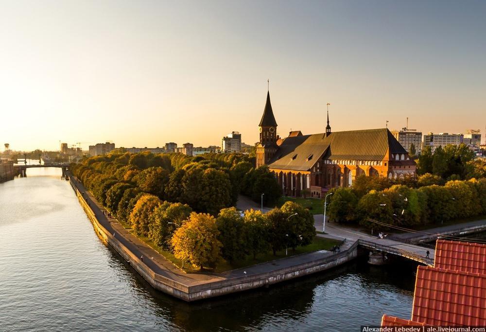 красивые фотографии города калининграда другой показаны фото