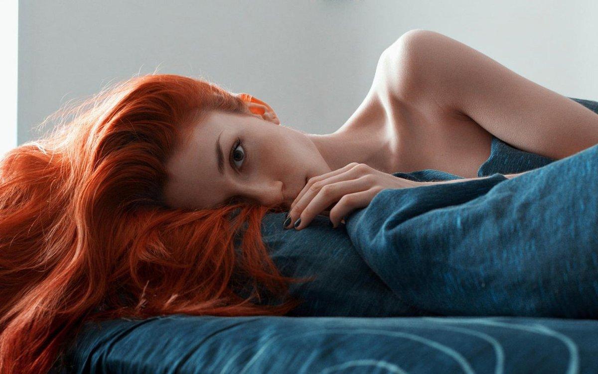 Рыжая девочка сосёт, Порно видео с рыжими девушками, redhead 9 фотография