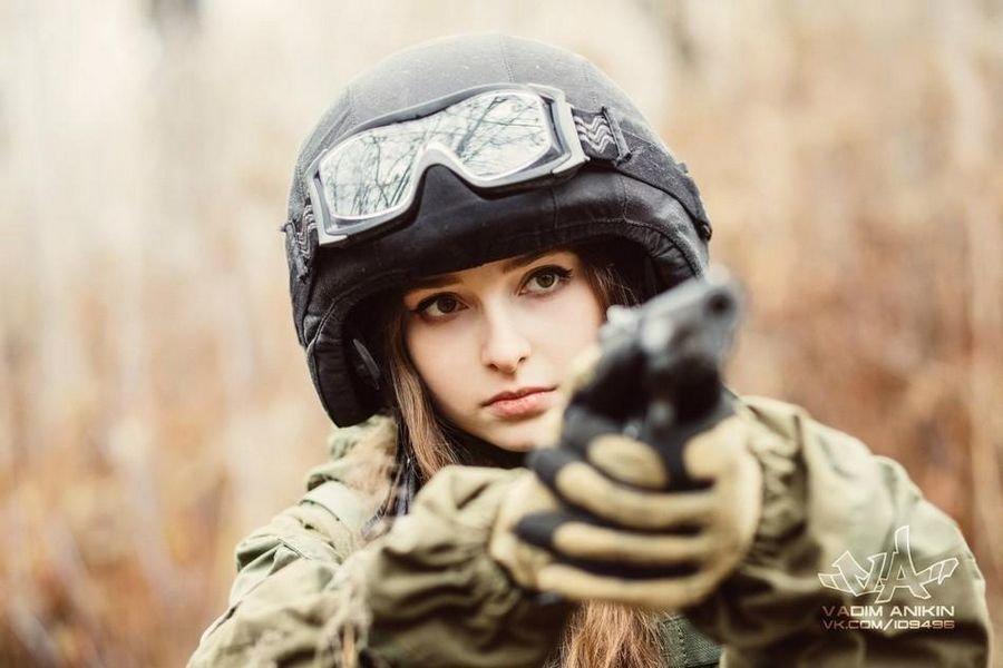 Утро любимый, прикольные картинки девушек военных