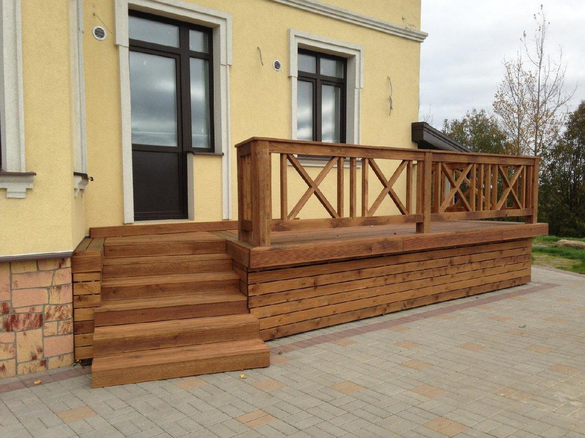 это деревянный балкон крыльцо фото можно упереть