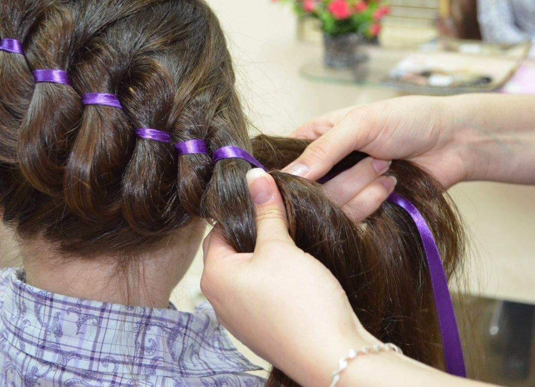 Как мужчине уложить волосы назад мужские прически  девушки не должны были показываться на людях без собранных с помощью ленты волос.