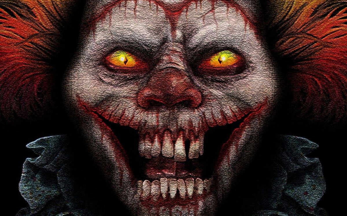 Прикольные картинки из ужасов
