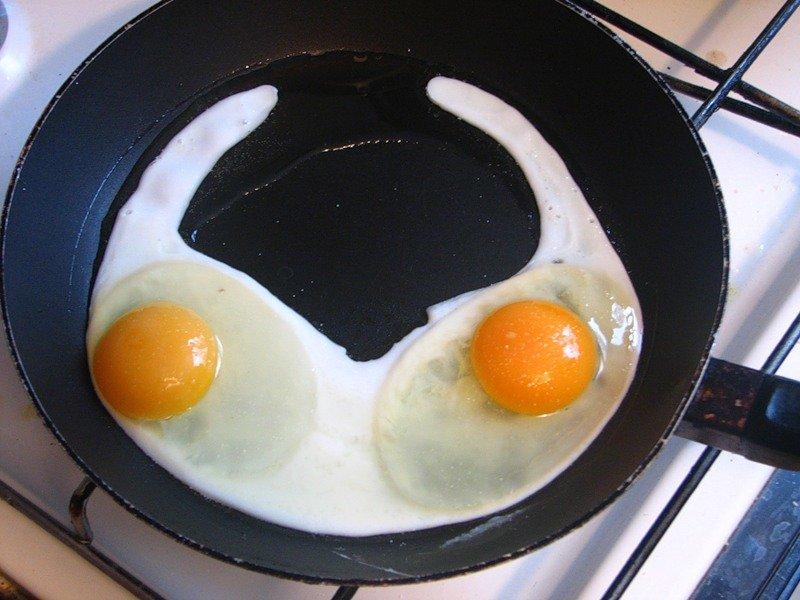 Прикольные картинки сковородка