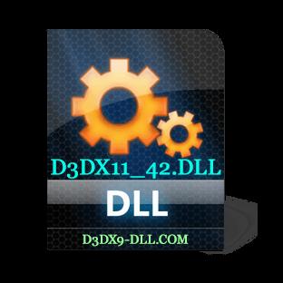 D3DX9 42.DLL ДЛЯ WINDOWS 7 СКАЧАТЬ БЕСПЛАТНО