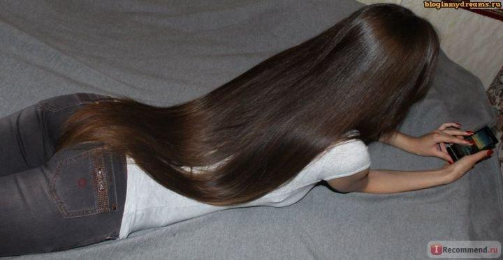 фото волосы до талии