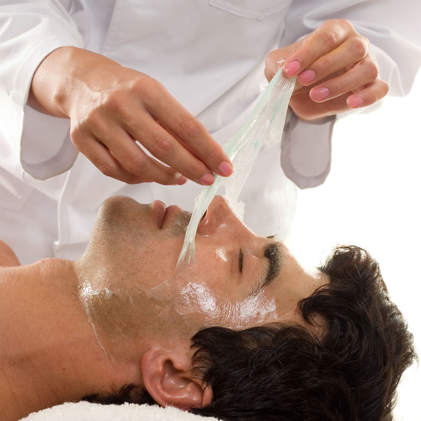 Deep chemical peel facial, sexy fuking asian pic