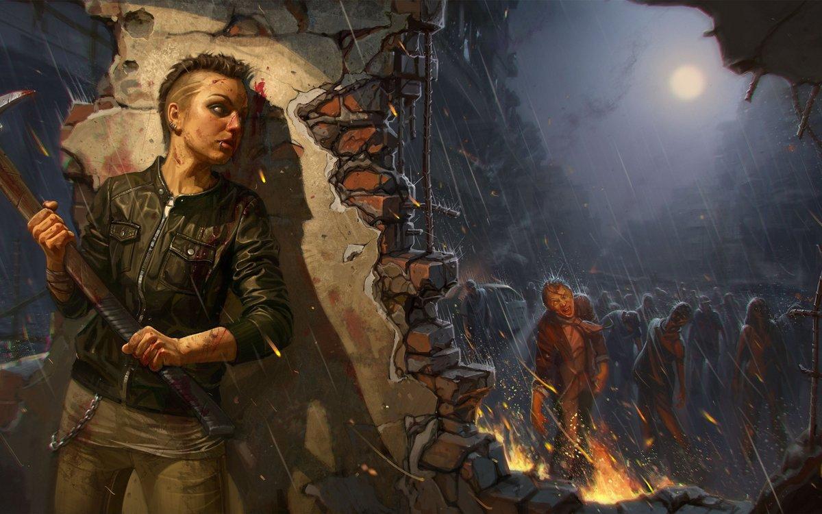 Картинки выживание зомби апокалипсис
