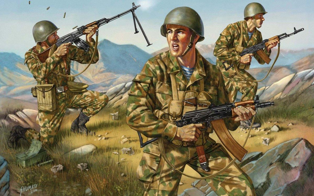 Картинки советской армии