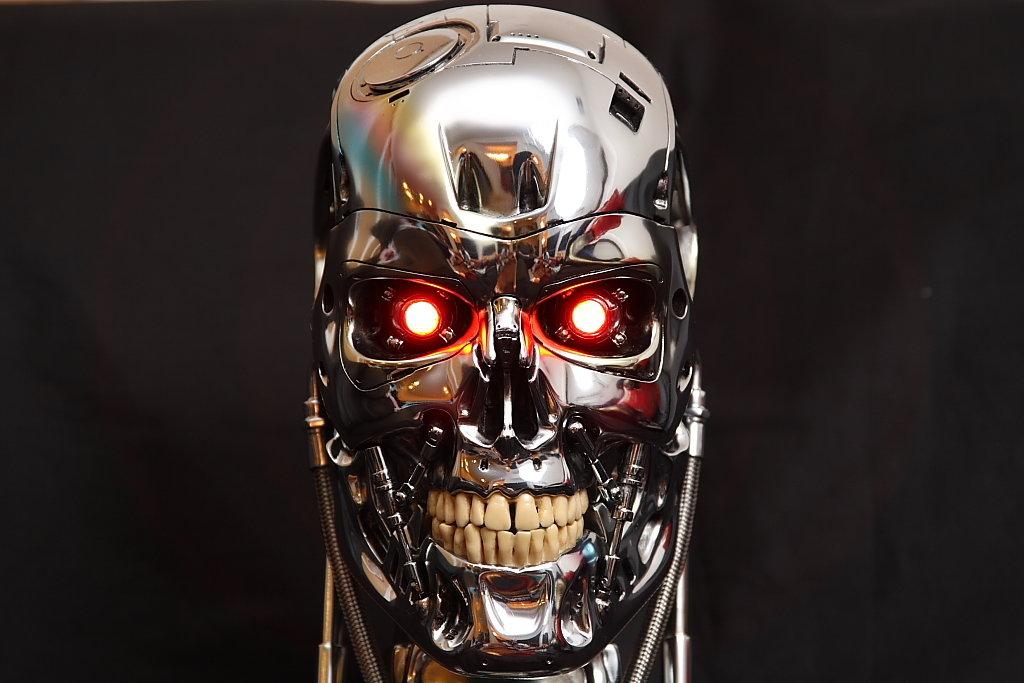 фото терминатора робота время подведения