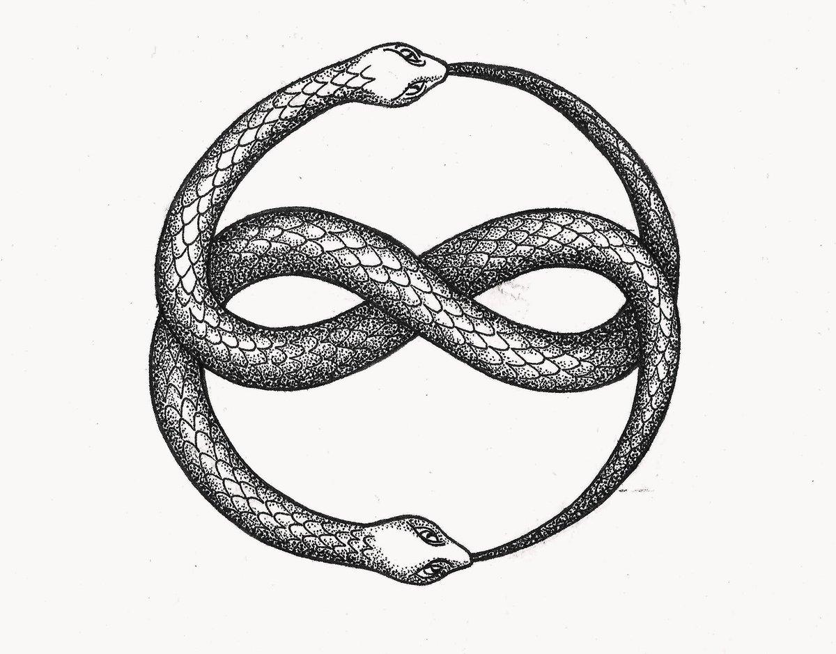 Картинки символ змеи